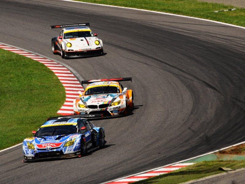 Super GT, japońska liga wyścigowa, seria, JDM, japanese, racing, Autobacs, Toyota, BMW, Porsche