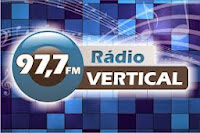 ouvir a Rádio Vertical FM 97,7 Turvo SC
