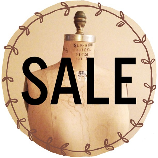 sale vintage clothing