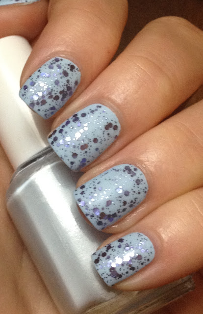 Essie Borrowed & Blue Essie Stroke of Brilliance