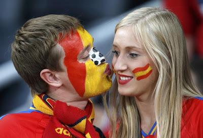 Prediksi SKOR Spanyol vs Italia Final Piala EROPA 2012