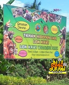 Part 9: Lok Kawi Wildlife Park | Sabah