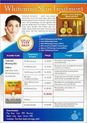 Contoh Desain Katalog Kosmetik