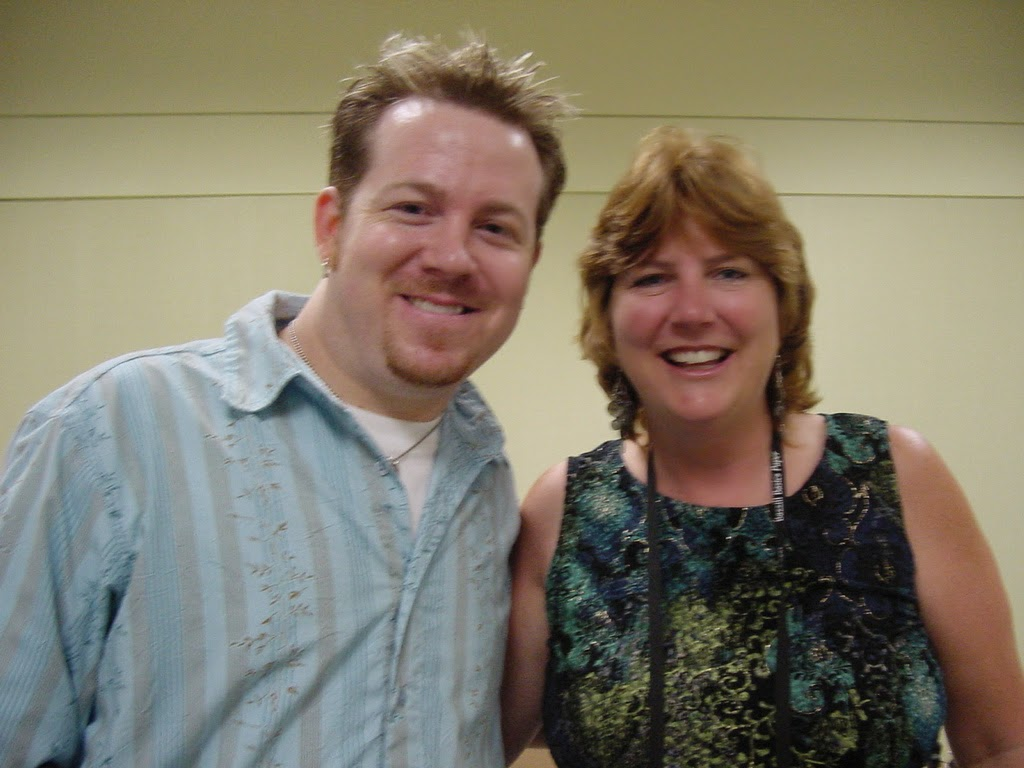 2006 Tim Holtz and myself