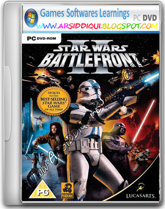 Star Wars Battlefront 2 PC Game Free Download.