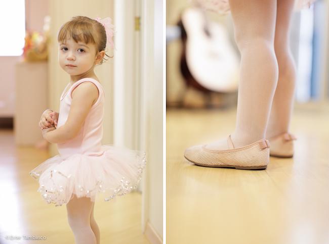 Esta Minha Menininha Quer Ser Bailarina Desde Que Viu Uma