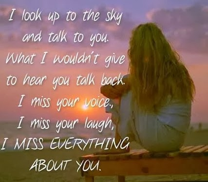 what i miss about you