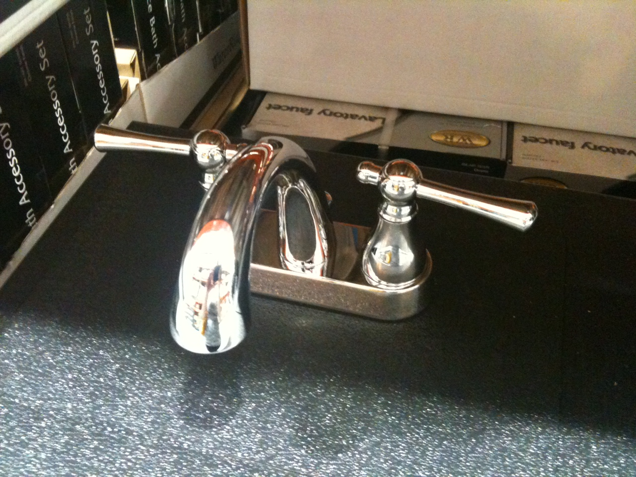 Brookhaven Renovation: Faucets Selected
