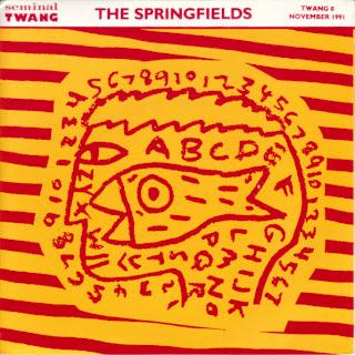 The Springfields Tranquil seven inch 7 Seminal Twang 1991 Pastels Indie Pop Twee Sarah Records vinyl rip