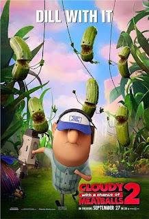 [Columbia • Sony] Tempête de Boulettes Géantes 2 (2014) Cloudy_with_a_chance_of_meatballs_2-chracter-poster+%283%29