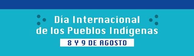 Día Internacional de los Pueblos Indígenas 2015 en el CC Elena Garro