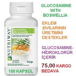 GLUCOSAMINE WITH BOSWELLIA