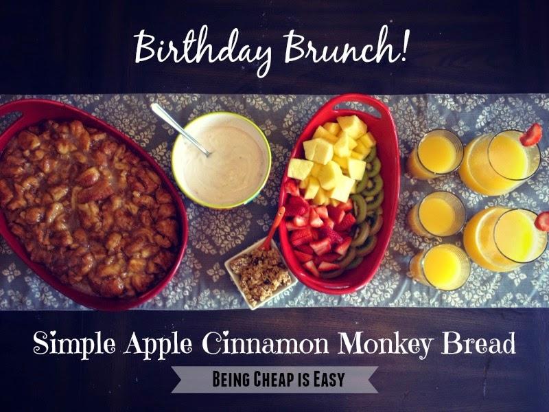 Pepperidge Farm Sweet Rolls, Collective Bias, Monkey Bread Recipe, Apple Cinnamon, Breakfast, Brunch