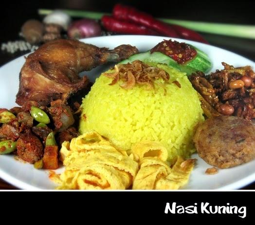 nasi kuning kotak, nasi kuning bungkus, nasi kuning tumpeng, nasi kuning banjar, nasi kuning lucu, resep nasi kuning