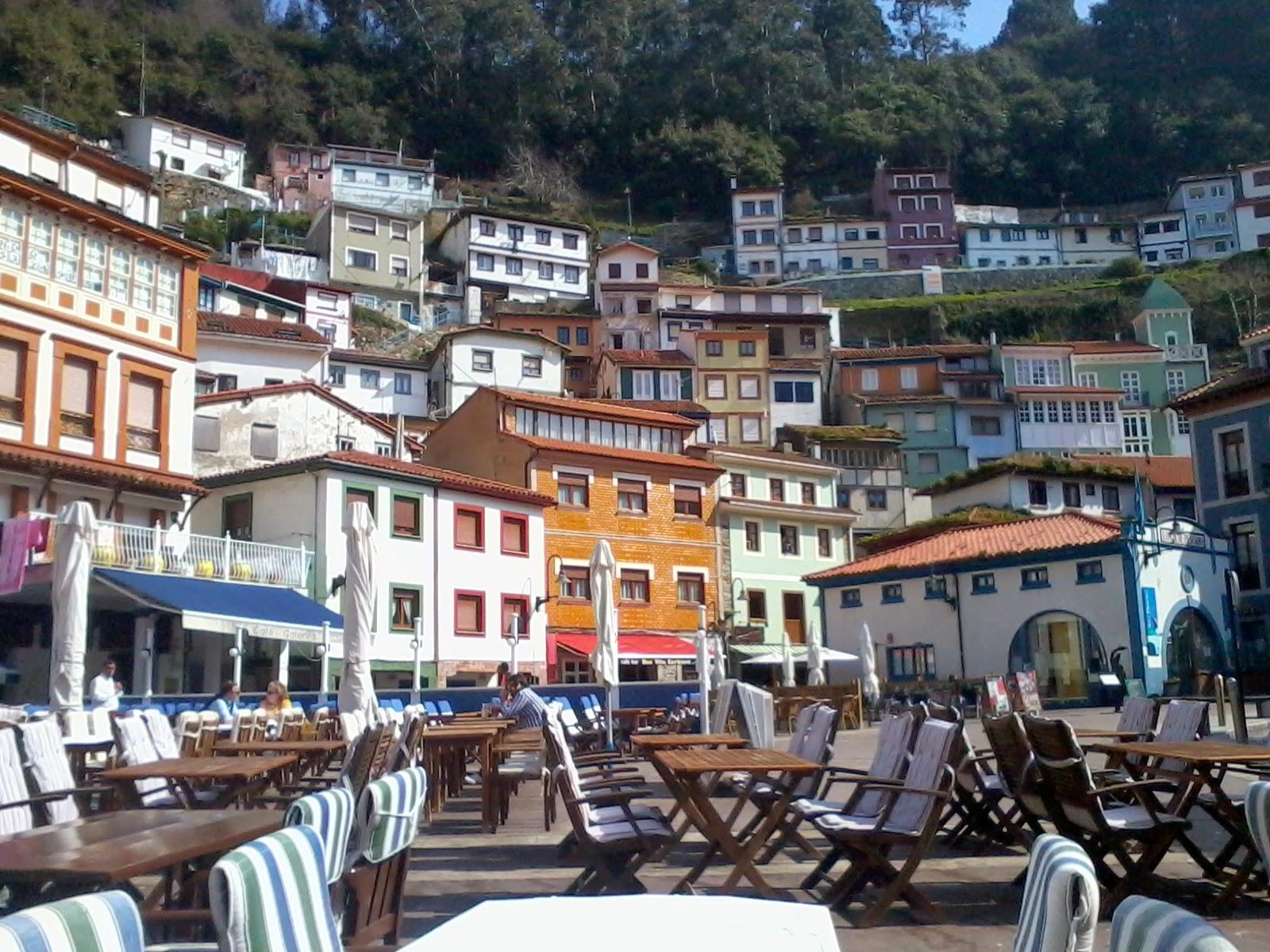 cudillero asturias pueblo pesquero