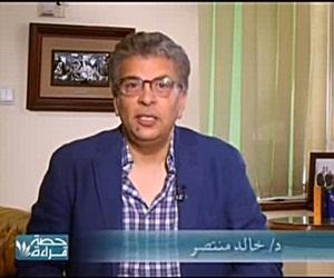 برنامج حصة قراءة حلقة السبت 16-9-2017 مع د.خالد منتصر و الدكتور /احمد عكاشة أبو الطب النفسى فى مصر