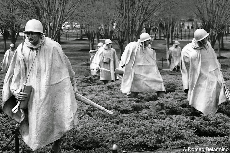 Korean War Veterans Memorial Washington, D.C.