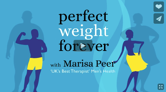DOWNLOAD CELEB THERAPIST MARISA PEER Perfect Weight Forever CLICK PHOTO BELOW