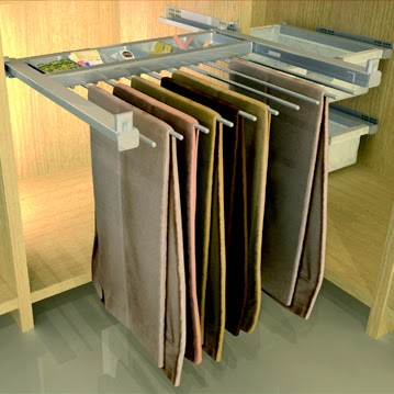 precio pantalonero extraíble armario vestidor pantalon
