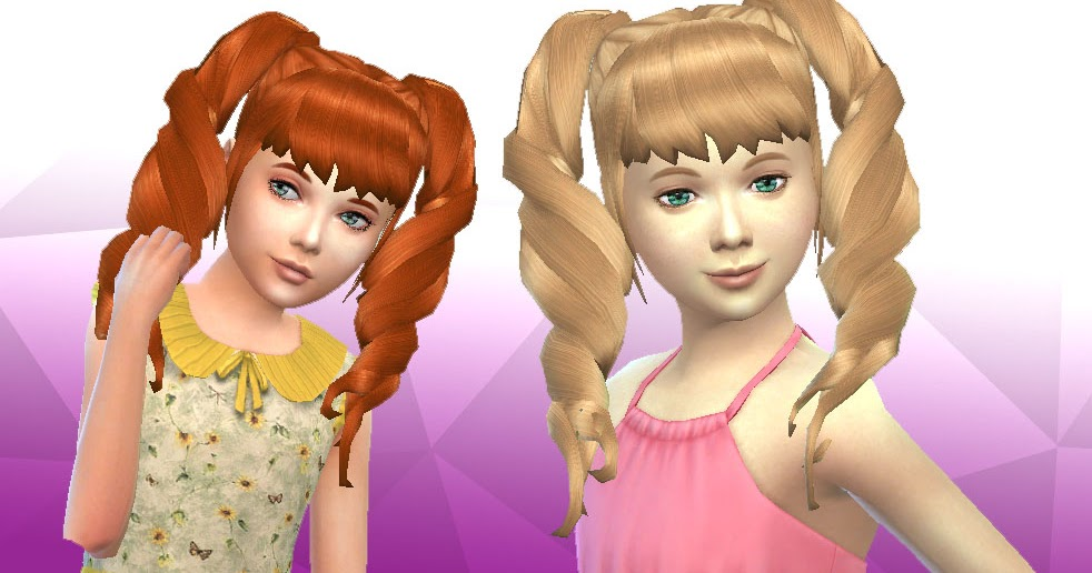 My Stuff: Twist Pigtails for Girls