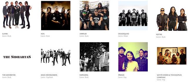 The Biggest Multi-genre Music Festival is Almost Come! Soundrenaline!