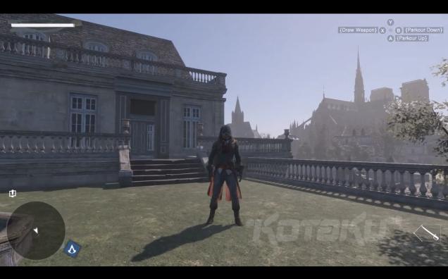 الصور الأولى لجيمبلاي الجزء القادم من سلسلة Assassin's Creed,أنيدرا