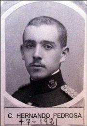 Capitán Carlos Hernando Pedrosa
