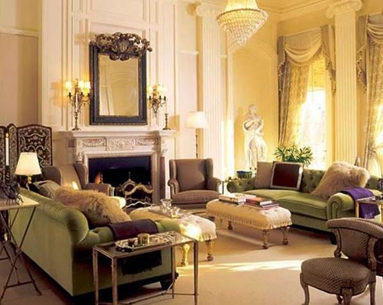 Desain interior Victorian