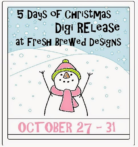 5 Days of Christmas Digi Release