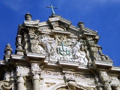 Sint-Michielskerek leuven, iglesia san pedro lovaina