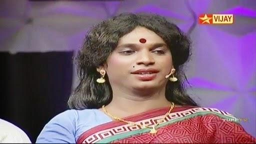 Athu Ithu Ethu Siricha Pochi – Nayanthara Silai