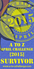 A-Z Challenge (2015)