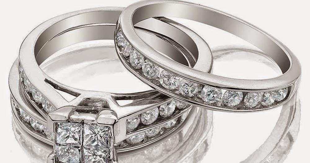 Luxury Diamond Wedding Ring Sets Under 1000 Dollars