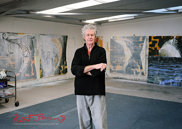 John Firth-Smith, Studio Portrait