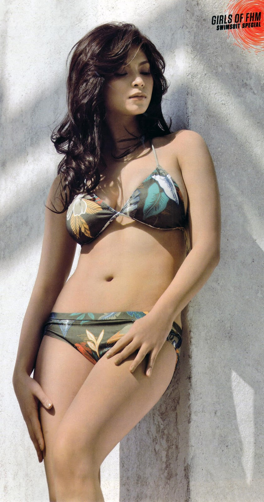 angel locsin hot and sexy bikini photos 01