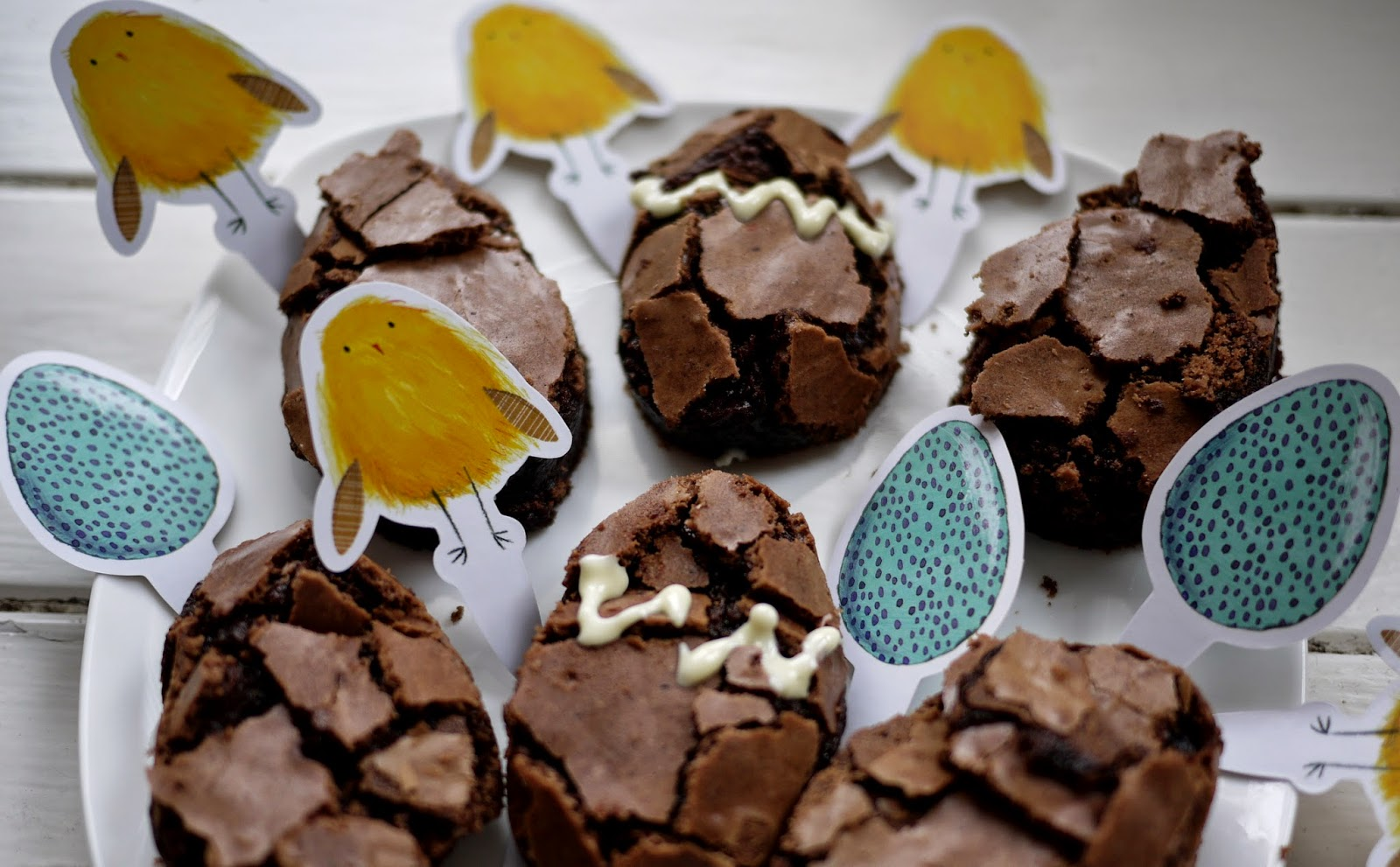 What kate bakedd baby easter egg brownies with waitrose baking this bank holiday weekend and with four whole days off there really isnt an excuse not to share your easter photos with the waitrose goodegg negle Image collections