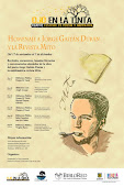 IV Festival de Poesía y Narrativa OJO EN LA TINTA