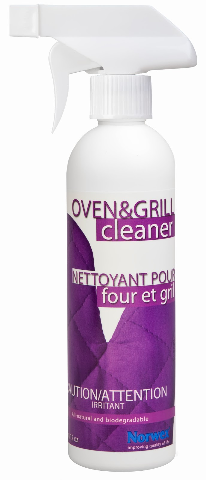 norwex oven and grill cleaner