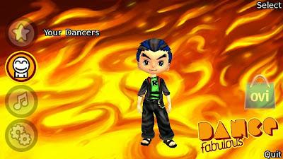 dance fabulous, dance fabulous s60 v5