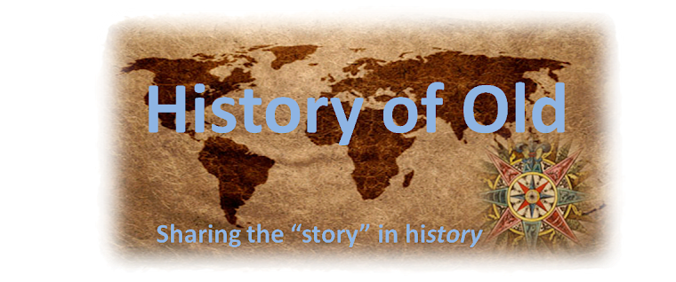 "History of Old: Sharing the ""Story"" in History"