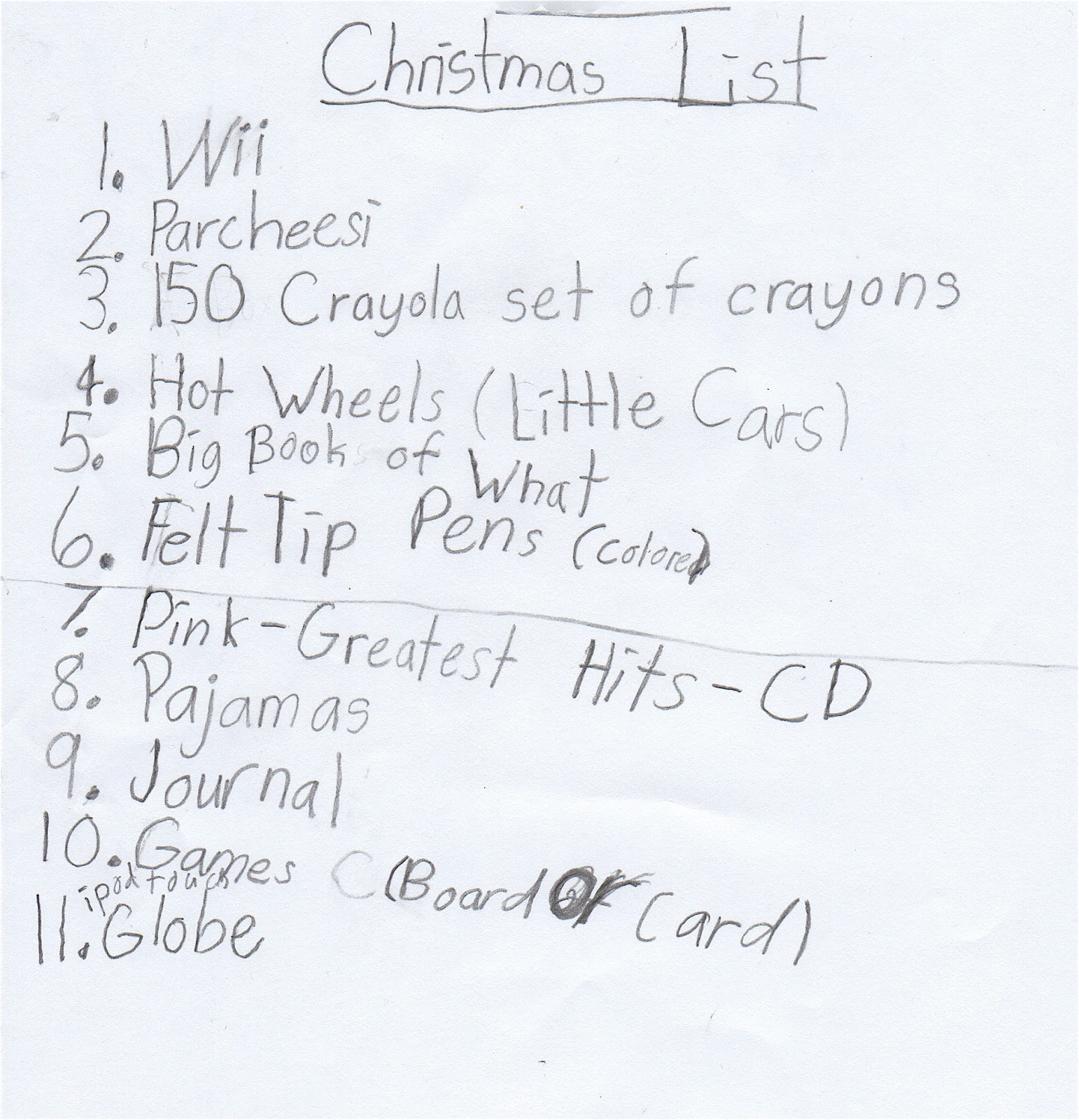 What Does A 10 Yr Old Girl Want For Christmas