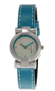 Sonata Yuva Analog White Dial Women's Watch