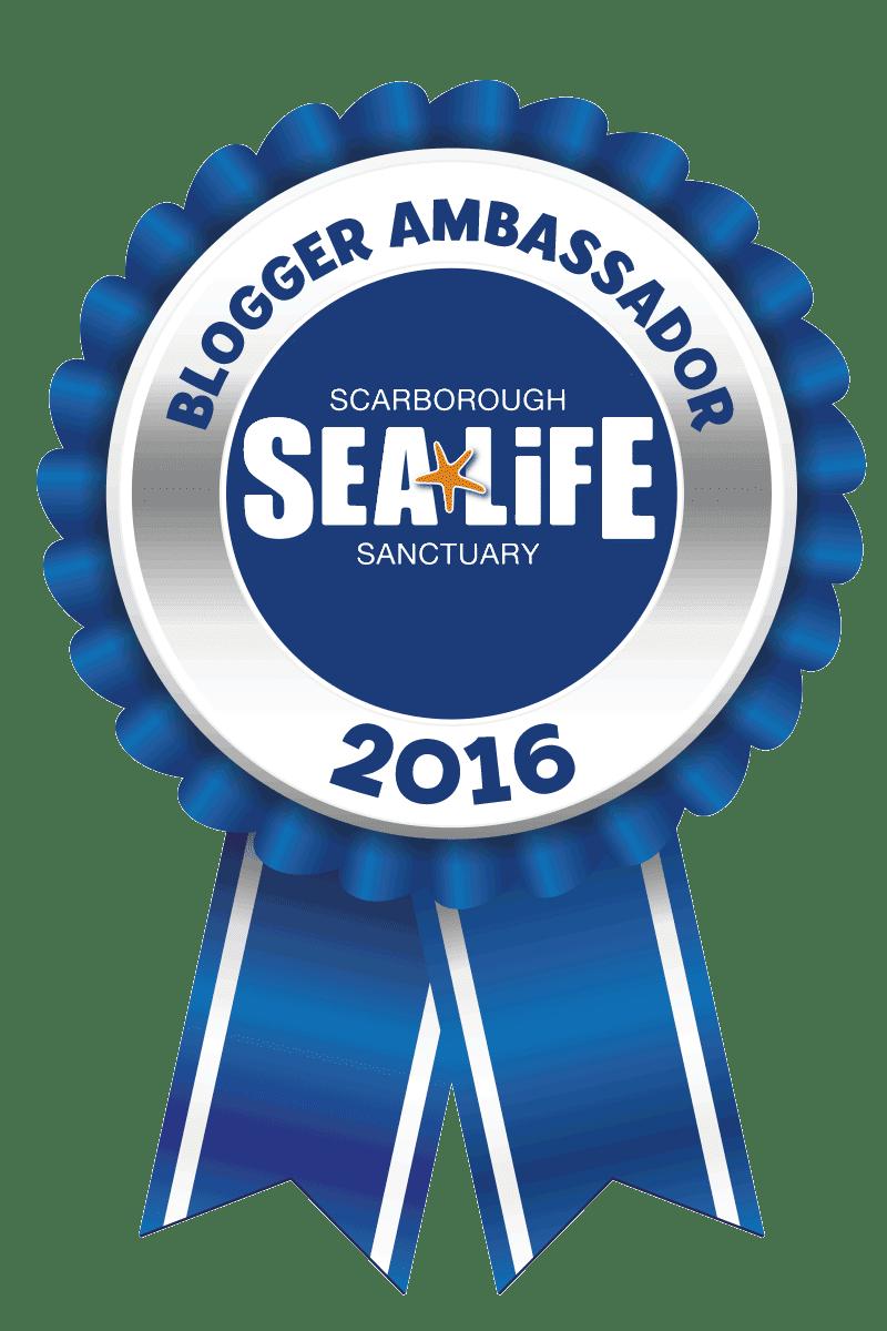 I'm a Sea Life Ambassador