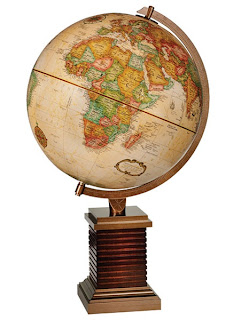 Glencoe Globe 12-inch