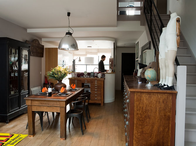 Modern Country Style Soft Industrial House Of Yum