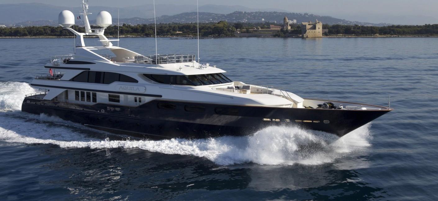 Megayacht AQUILA