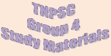 Tnpsc group 4 question paper answers 2012
