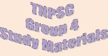 Tnpsc model question paper with answers in english group 4