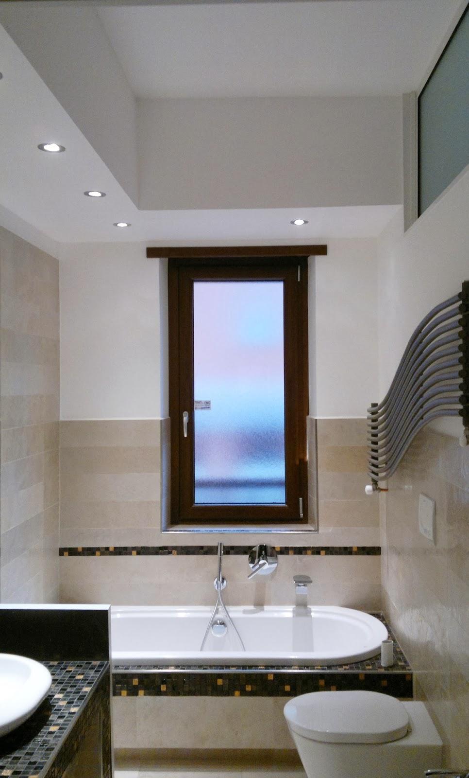 Illuminazione led casa gennaio 2014 - Illuminazione bagno con faretti ...