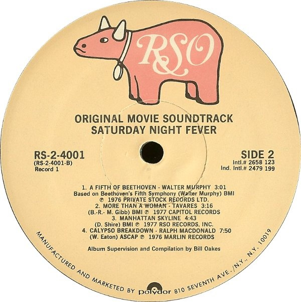 saturday night fever soundtrack download